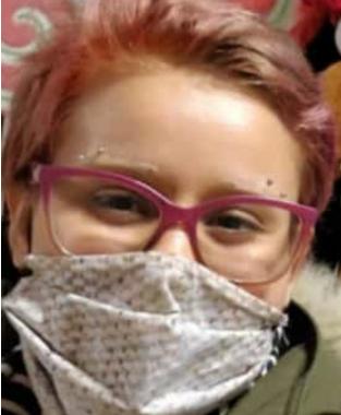 Avis de disparition : Dianaelena Isabel Boutto Nunez, 24 ans
