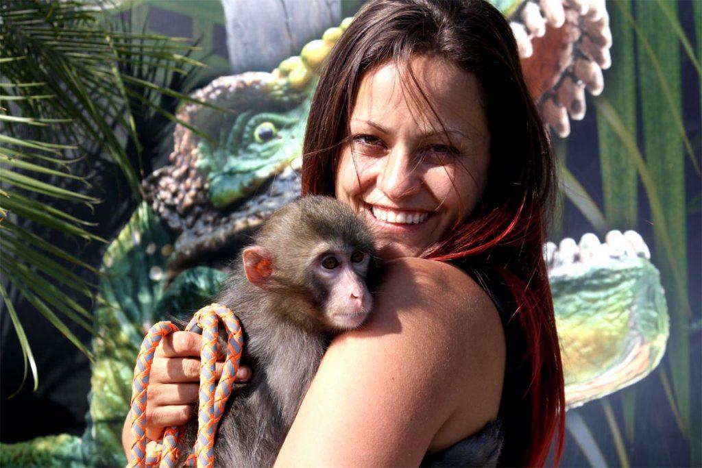 Zoo Animalia de Saint-Édouard
