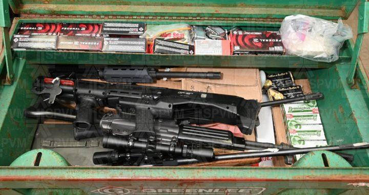 Lutte à la violence par armes à feu  Le SPVM arrête deux suspects et saisit 15 armes à feu