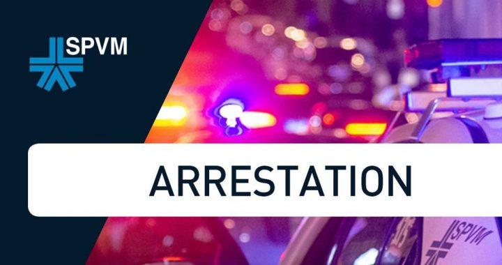 Saint-Léonard : vaste opération policière pour un présumé voleur