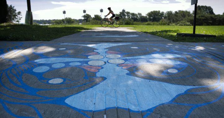La Grande Promenade : Exposition d'art contemporain