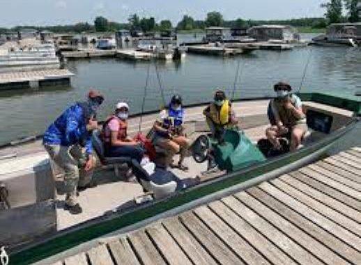 PIMJ 2020-2021 du Plateau : Chasse et pêche avec le Centre Le Beau Voyage