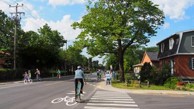 Piste cyclable sur la rue Villeray : l'Arrondissement lance une étude pour consulter la population résidente