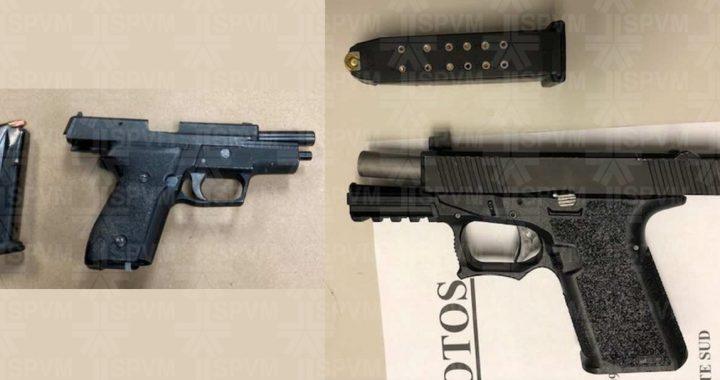 Braquage à domicile dans le Sud-Ouest : un suspect arrêté et deux armes à feu saisies