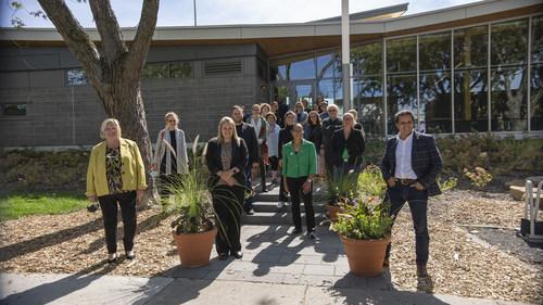 Inauguration officielle du pavillon Henri-Bourassa : un nouveau lieu de rencontres et d'échanges à Montréal-Nord