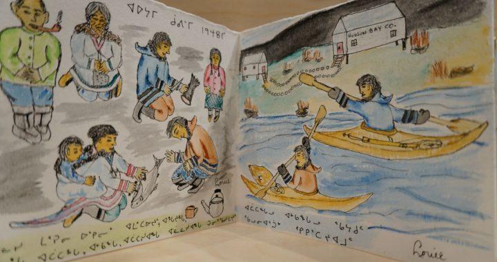 Illirijavut | Nos précieuses valeurs : récits inuits à la salle d'exposition L'Entrepôt de Lachine