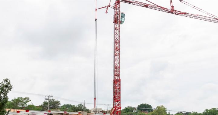Logements sociaux : début des travaux de construction du projet Beaugrand