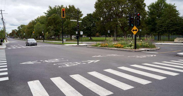 La «nouvelle» rue Saint-Grégoire : une rue digne du 21e siècle et adaptée aux besoins de la population