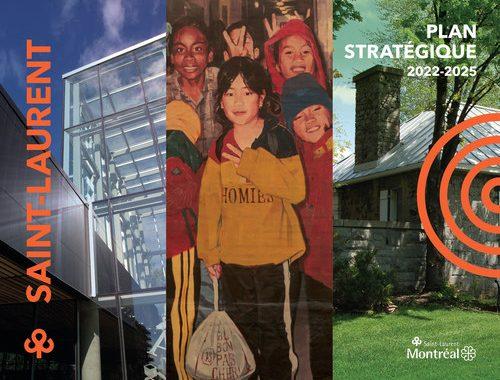 Saint-Laurent adopte son plan stratégique 2022-2025