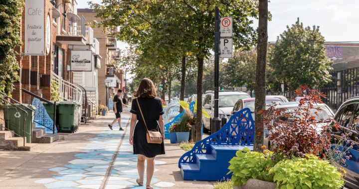 Le projet Les Balcons bleus de Tétreaultville bientôt complété!