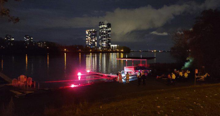 Un pompier de Montréal périt lors d'une opération de sauvetage